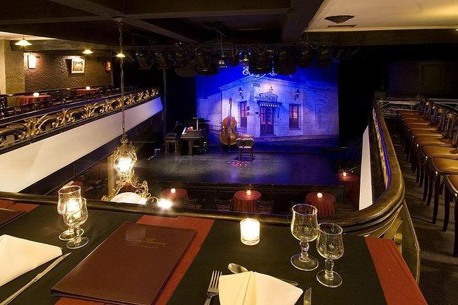 El Viejo Almacen Tango Show Only In Buenos Aires