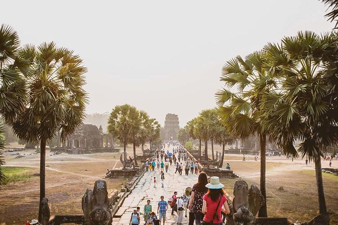 Angkor Wat Best Journey - Private Tour