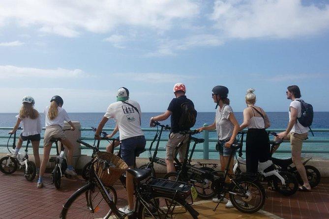 Passeio de bicicleta em Genova