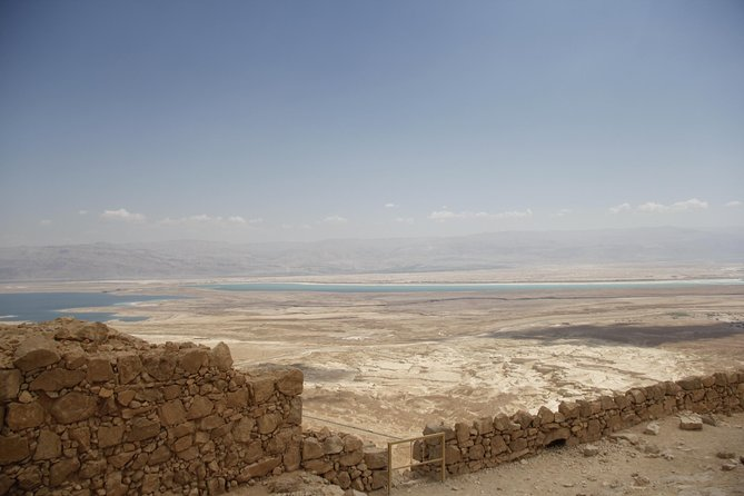 Masada Sunrise Ein Gedi and Dead Sea Tour from Jerusalem photo 12