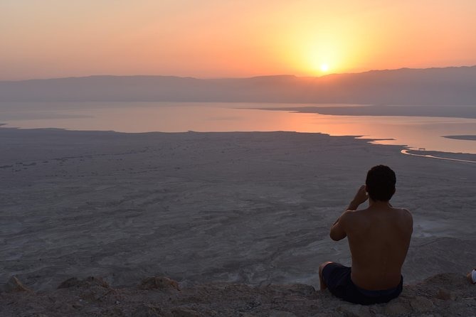 Masada Sunrise Ein Gedi and Dead Sea Tour from Jerusalem photo 4