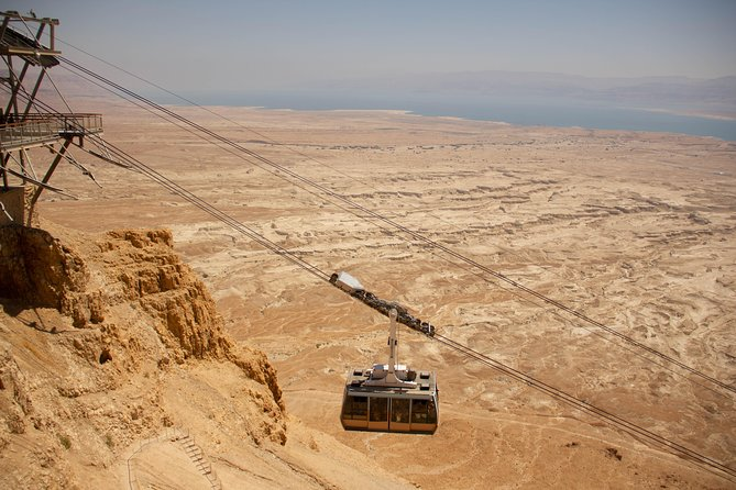 Masada Sunrise Ein Gedi and Dead Sea Tour from Jerusalem photo 9