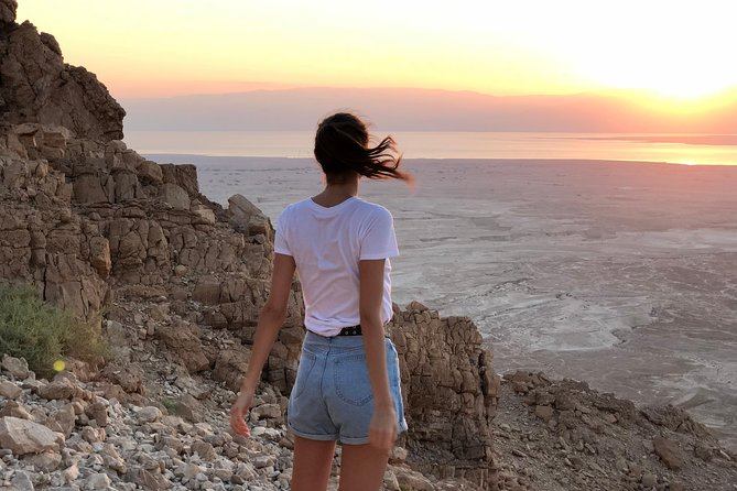Masada Sunrise Ein Gedi and Dead Sea Tour from Jerusalem photo 2