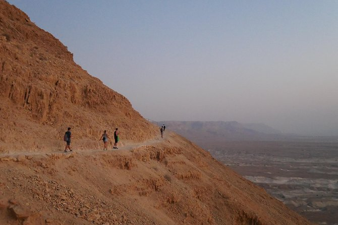 Masada Sunrise Ein Gedi and Dead Sea Tour from Jerusalem photo 7