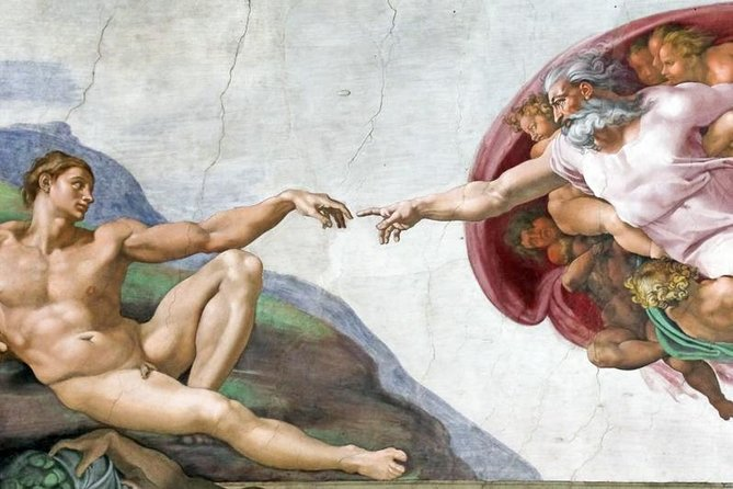 Skip the Line: Small Group Vatican Tour - Sistine Chapel & St. Peter's Basilica