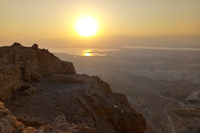 Masada Sunrise Ein Gedi and Dead Sea Tour from Jerusalem photo 13