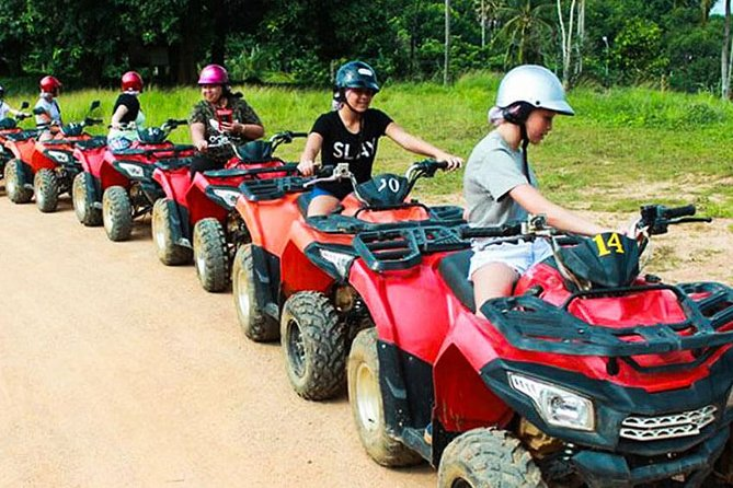 Phuket Best ATV Bike Experience