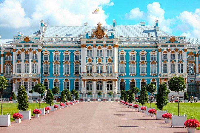 Private Tour: Tsarskoye Selo and Pavlovsk tour