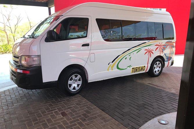 Shared Shuttle Service To JW Marriott Guanacaste