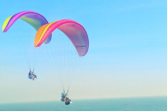 Bali paragliding over uluwatu cliff w/ Photos/ Videos