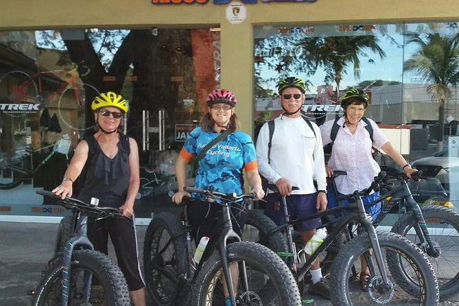 Fat Bike Graffiti and Art Tour in Puerto Vallarta