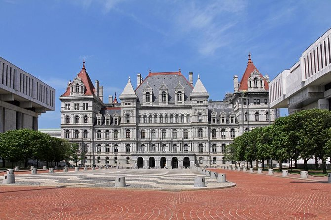 Albany Scavenger Hunt: Empire State Of Mind