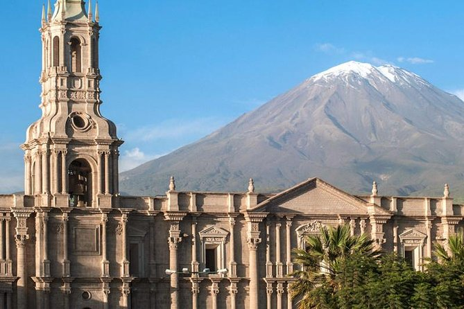 Arequipa and Colca: Wonderful experience 4 days and 3 nights