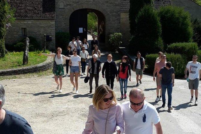 Sale, Cellar Visit and Tasting of Burgundy Wines
