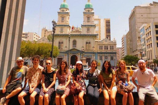 City Tour in Guayaquil - Parque de las Iguanas - Malecon 2000 - Las Peñas