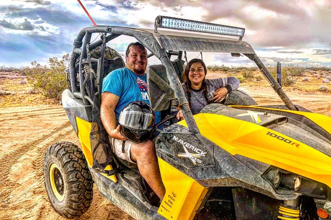 28-Mile Jackrabbit Tour for 2 with Can-Am Maverick 1000 XRS (2-seater)