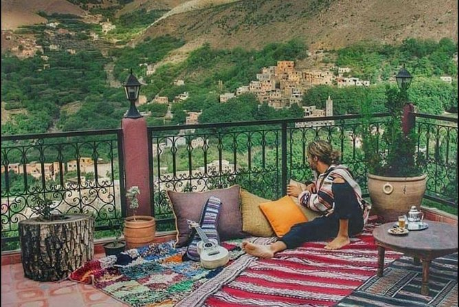 Atlas Mountain & 4 Valleys & Hours Ride Day Trip From Marrakech