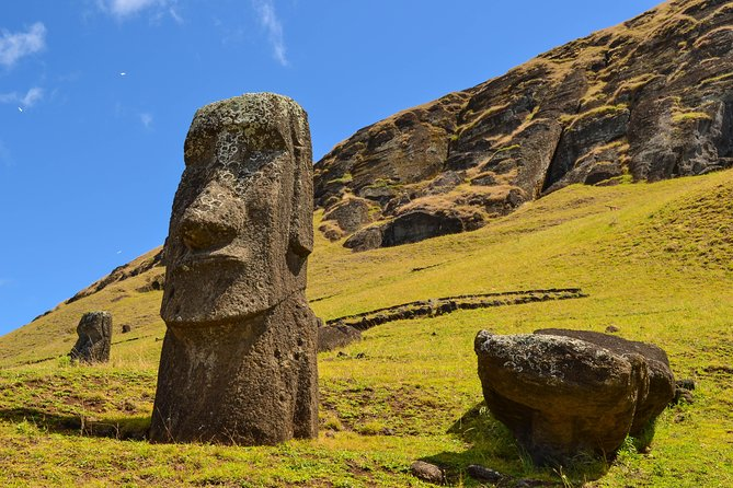 The Moai Roads: Half Day Private Hike