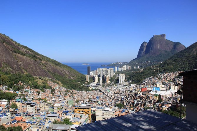 Tour Through The Favela Of Rocinha