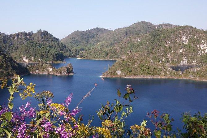 Montebello Lakes and Chiflon Waterfalls Tour