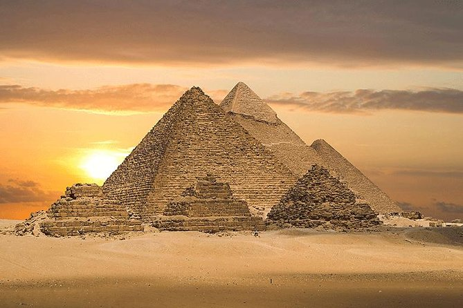 8 Days, 7 Nights pyramids and Nile Cruise from Cairo