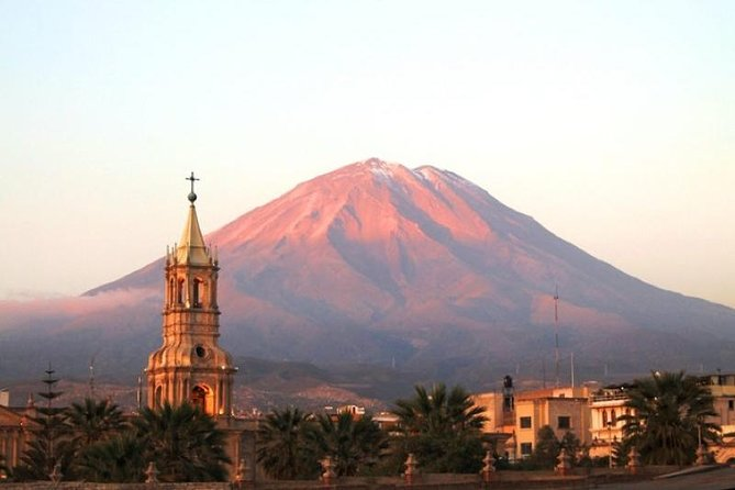 Adventure in Arequipa and Colca 4 days and 3 nights