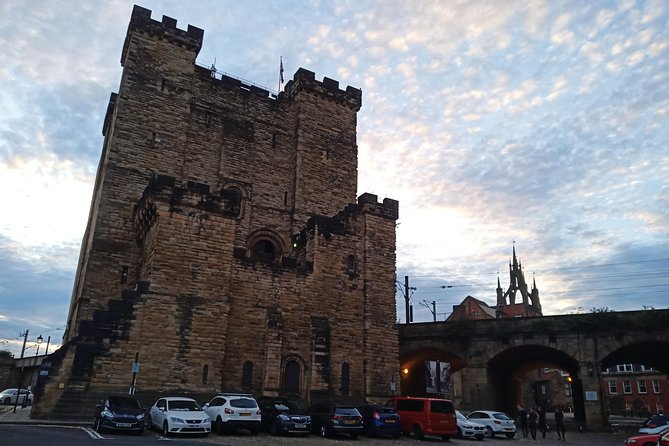 Guided City Walking Tour of Newcastle