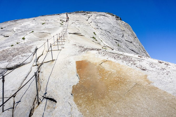 Half Dome Guided Backpacking Tour - Yosemite National Park