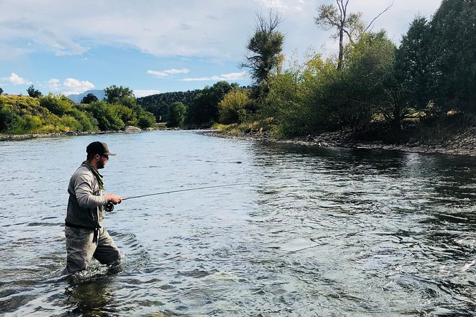 Estes Park Half-Day Fly Fishing Trip