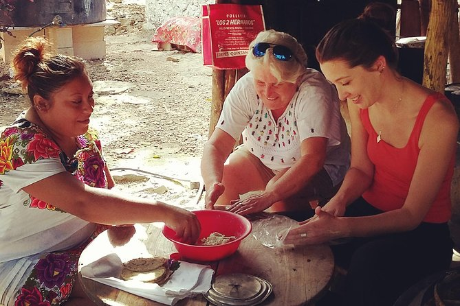 COBA ADVENTURE & SABROSURA Enjoy, Support & Interact at the Mayan Communities.
