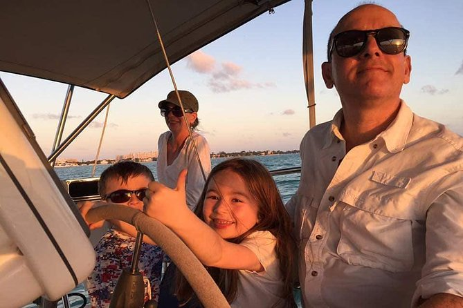 Three-Hour Private Day Sailboat Tour On Biscayne Bay For Up To Six photo 5