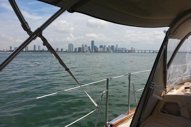 Three-Hour Private Day Sailboat Tour On Biscayne Bay For Up To Six photo 4