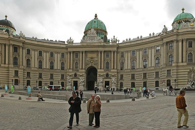 Small-Group History Walking Tour in Vienna: The City of Many Pasts