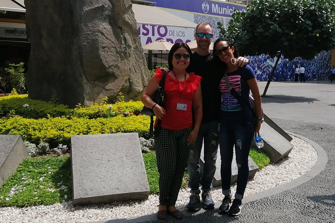 Lima Highlights and Larco Museum - Private Tour