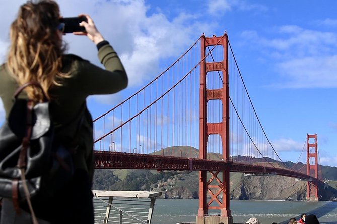 San Francisco Grand City Tour by Luxury Motorcoach