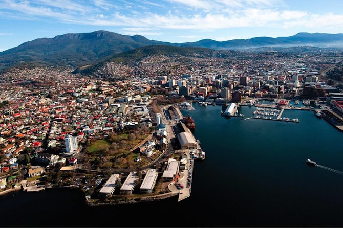 Shore Excursion: Hobart's Best In Half A Day