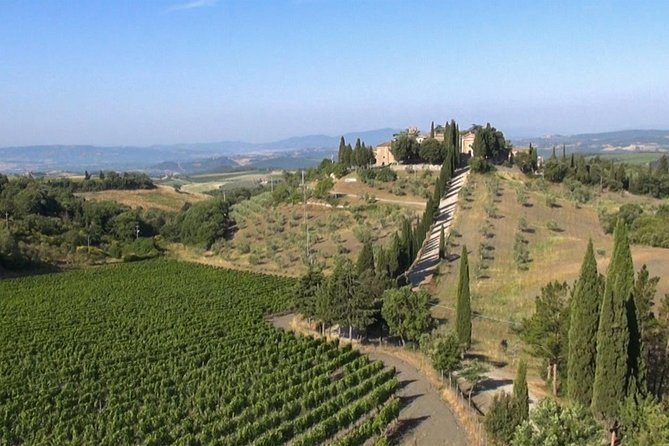 Montalcino and Pienza, The Dream land