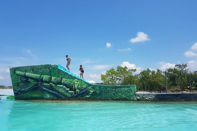 Fascinating tour to the Seven Colors Lagoon and the Pirate's Trail in BACALAR! photo 9