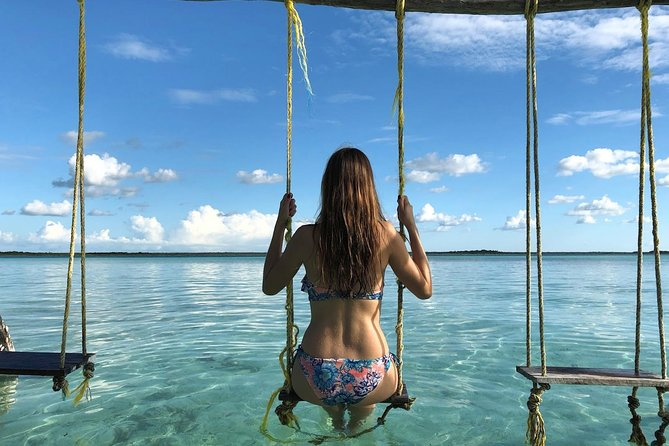 Fascinating tour to the Seven Colors Lagoon and the Pirate's Trail in BACALAR! photo 2