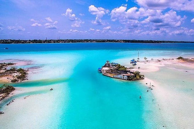 Fascinating tour to the Seven Colors Lagoon and the Pirate's Trail in BACALAR! photo 8