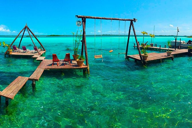 Fascinating tour to the Seven Colors Lagoon and the Pirate's Trail in BACALAR! photo 15