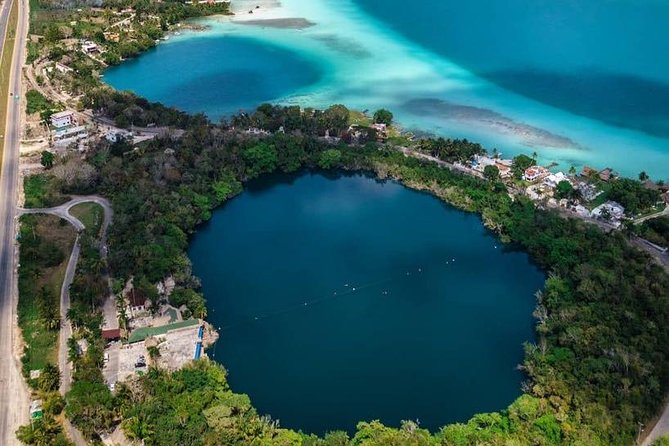 Fascinating tour to the Seven Colors Lagoon and the Pirate's Trail in BACALAR! photo 4