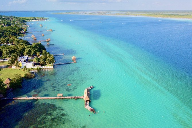 Fascinating tour to the Seven Colors Lagoon and the Pirate's Trail in BACALAR! photo 16