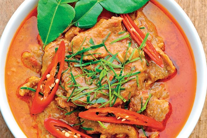 Learn to Cook Thai Food from Scratch