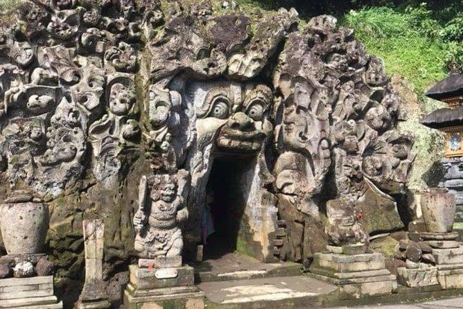 Elephant Cave Ubud (Goa Gajah) Admission Ticket