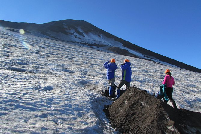 Llaima Volcano Ascent