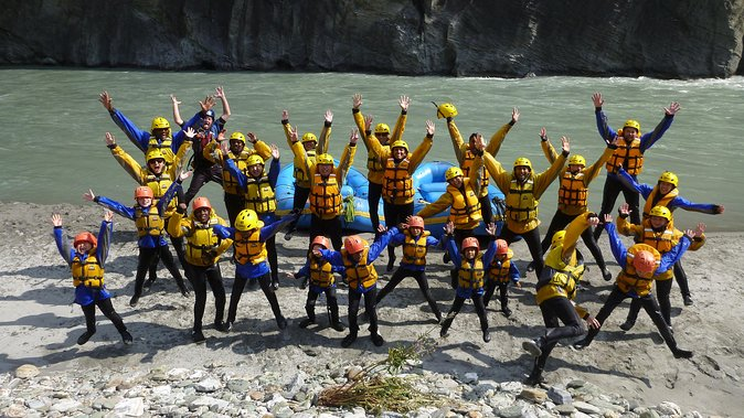 Family Adventures Rafting and Sightseeing Trip