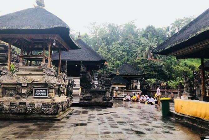 Skip the Line: All Inclusive Experience - Tirta Empul Temple Admission Ticket