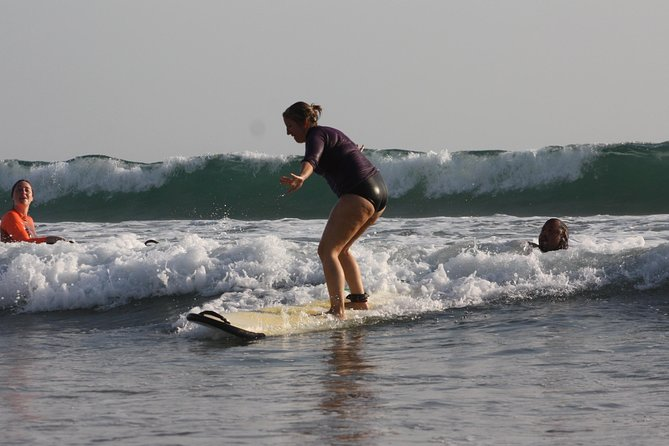 Costa Rica's Top Rated Surf Lessons on a Secluded Beach