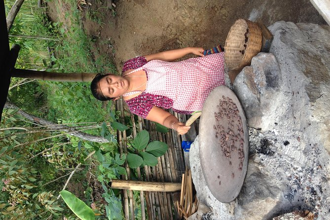 4 hour Cacao Experience tour. Bean to bar delicious chocolate workshop.